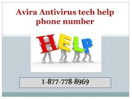 TECH HELP**1877**778**8969**Avira Customer Support Telephone Number
