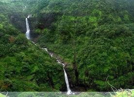 5 Most POpular Waterfalls near Pune