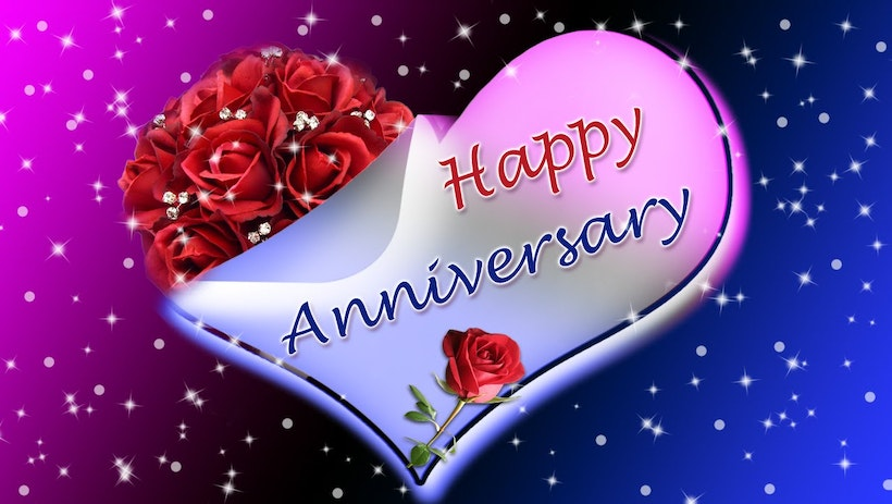 happy marriage anniversary wishes to wife  mogul