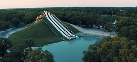 Would you go on this massive Texas water slide?