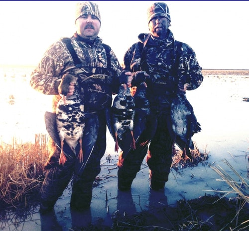 Guided Duck Hunting Trips : Guided Duck Hunting Trips is a good way for you to spend your time outdoors