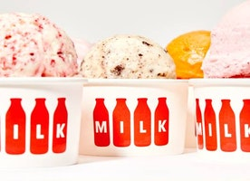 Cult-Fave Los Angeles Ice Cream Parlor, MILK Opens First Pop-Up In NYC