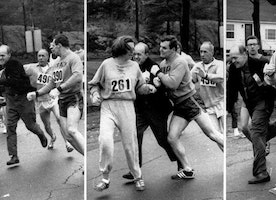 Kathrine Switzer Women's Trailblazer