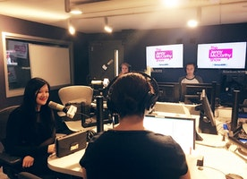 #MyMogulDiaries Week 2 : Going Behind the Scenes of the Randi Zuckerberg Radio Show!