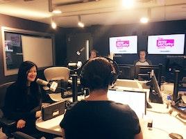 #MyMogulDiaries Week 2 : Going Behind the Scenes of the Randi Zuckerberg Radio Show!