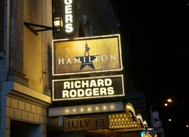 Richard Rodgers Theatre New York