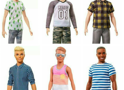 Mattel Just Released A New Line Of Ken Dolls And They're All Fuckboys