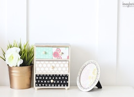 Beautiful décor items you can do yourself