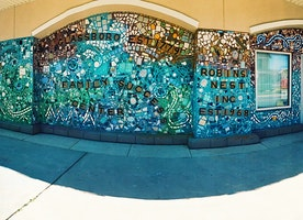 Isaiah Zagar Making Magic In Glassboro
