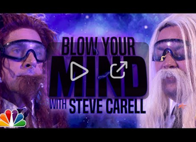 "Steve Carell and Jimmy Fallon will ""Blow Your Mind"" in this funny clip"