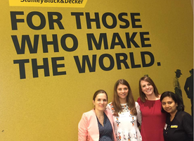 Meet The Women of Stanley Black & Decker
