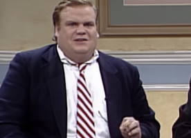 I am Crying after Seeing trailer of Chris Farley Documentary: I am Chris Farley