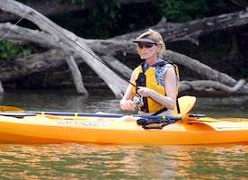 Kayak Fishing Is Becoming More Popular In Women