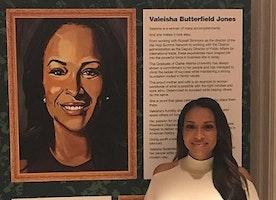 The McDonalds 365Black Awards Honors Valeisha Butterfield Jones