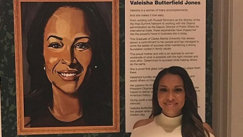 The McDonalds 365Black Awards Honors Valeisha Butterfield Jones