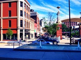 My Walking Tour Through Downtown Knoxville, TN