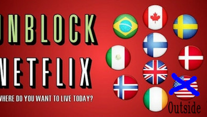 How to Watch Netflix Outside The USA