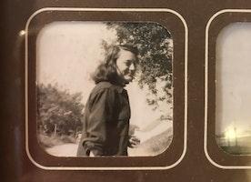 To My Grandmama, Patricia Walker McDowell.