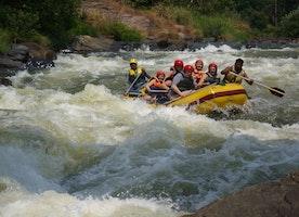 Rafting, exploring and more in Kitulagala