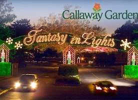 """AN OLD FASHIONED CALLAWAY GARDENS CHRISTMAS """"A FANTASY IN LIGHTS"""""""