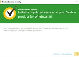 How Do I Get Rid of Norton Errors on Windows 10?