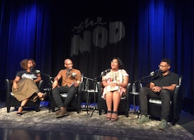 'The Nod' Live Podcast Preview at the Greenespace on July 12, 2017