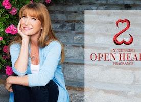 Philanthropist Jane Seymour will Open Your Heart