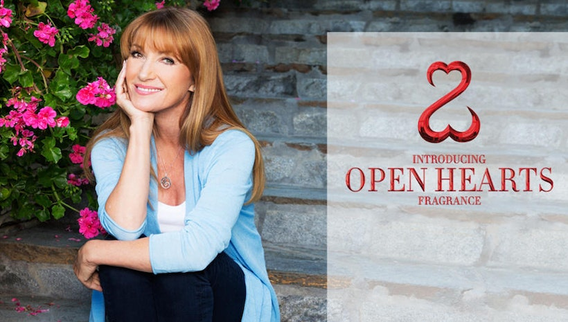 Philanthropist Jane Seymour will Open Your Heart