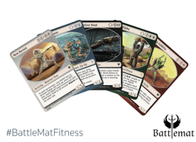 BattleMat Card Game Is Bringing Personal Fitness To Tabletop