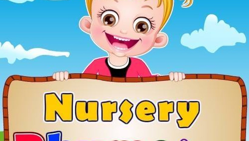 Baby Hazel Nursery Rhymes