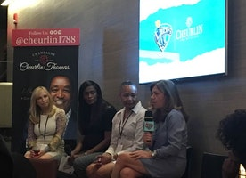 The WNBA Presents a Women in Business Networking Event