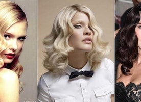 HOLLYWOOD WAVE: THE VINTAGE HAIRSTYLE