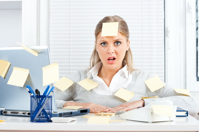 How NOT To De-Stress At Work