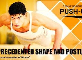 5 Amazing Benefits Of Push-Ups
