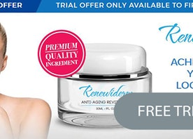Renewiderm:A Powerful Formula for Aging Signs and Wrinkles Line!