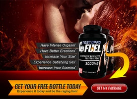 Testo Pro Fuel : Read Reviews, Benefits, Ingredient & Free Trial Offer !!