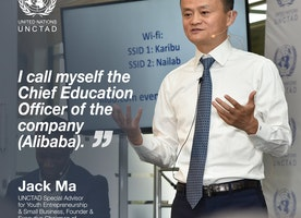 Jack Ma's Top Tips For African Entrepreneurs
