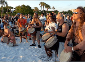 All You Need to Know About Siesta Key Drum Circle