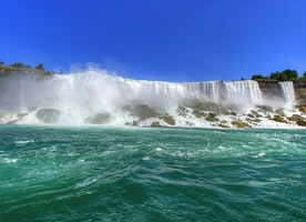 Visit Niagara Falls, not only contemplate the majestic waterfall