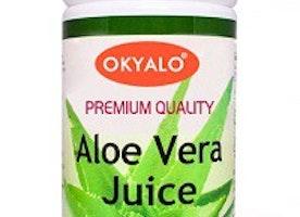 Aloe vera juice has incredible healing powers