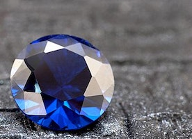 Blue colored diamonds are the most lovely diamonds