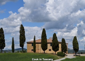 Took this picture...just outside Pienza