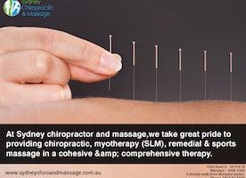 Chiropractor Sydney | Myotherapy (SLM)