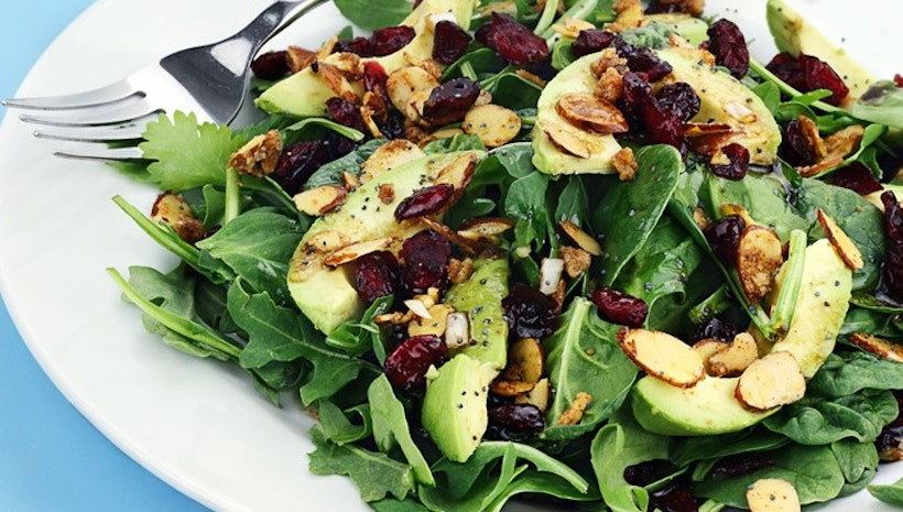 A Fresh Garden Salad Recipe That Is Sure To Satisfy Any Summer Craving Mogul
