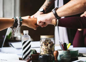 How many people should a startup marketing team have?