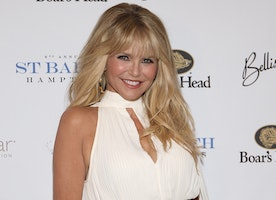 Christie Brinkley Hosts 6th Annual St. Barth Hamptons Gala