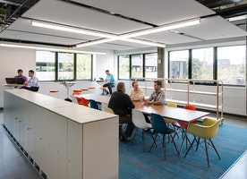 An Innovative Workplace Allows Collaboration among Employees