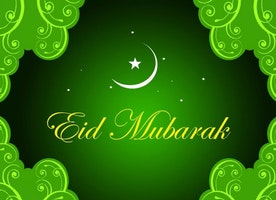May The Blessing Of Allah Fill Your Life With Happiness, Success, And Good Health, Eid Mubarak