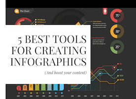 5 Best Tools for Creating Fast and Easy Infographics