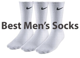 12 Best Men's Socks: A List With Reviews